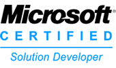MCSD - Microsoft Certified Solution Developer