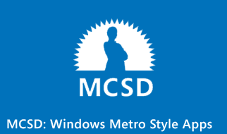 MCSD - Microsoft Certified Solutions Developer